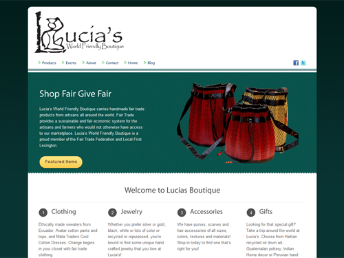 Lucia's World Friendly Boutique